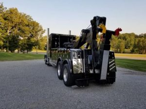Heavy Duty Towing in Oldham County TX