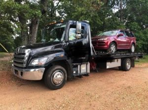 Towing Service in Masterson TX